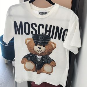 Moschino Oversized T-shirt